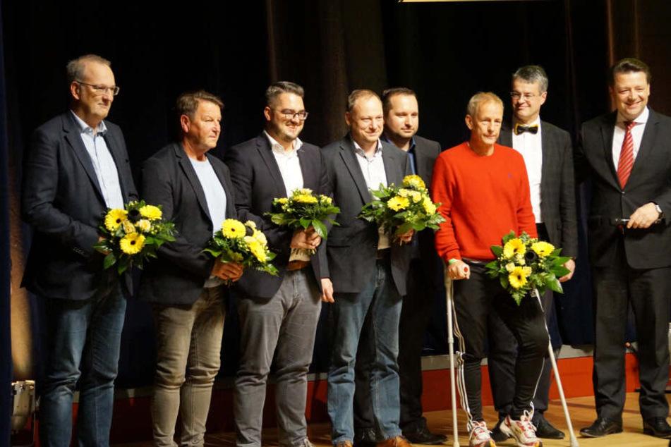 Sechs Mitglieder wurden gewählt, der Rest wird in den nächsten Tagen kooptiert.