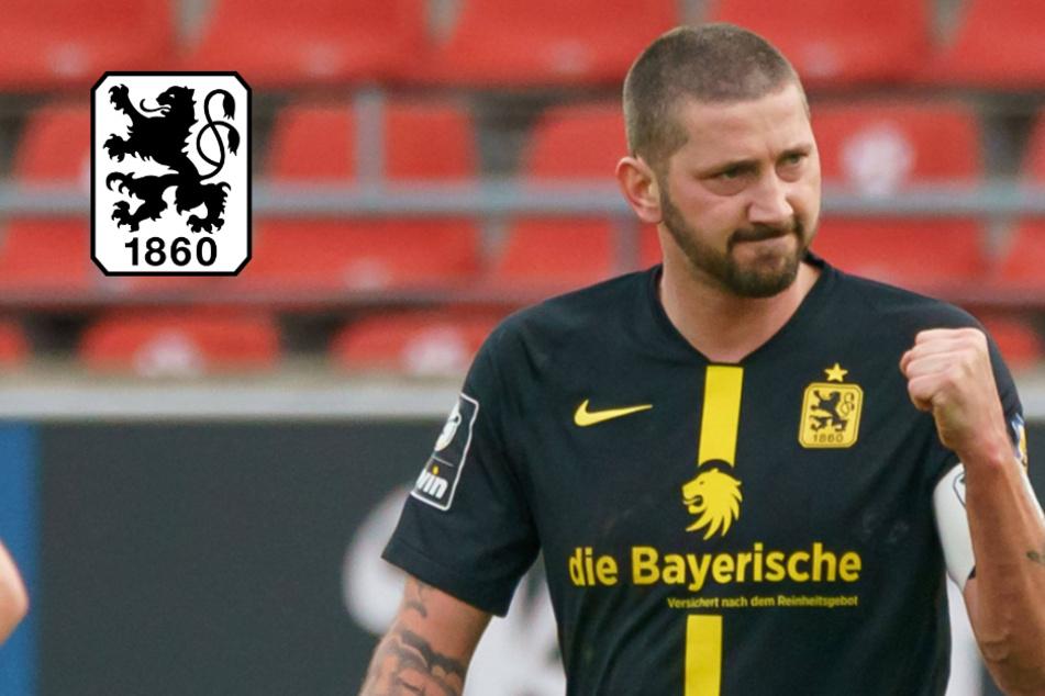 """TSV 1860 München mit Rekordsieg zurück: """"Vorm Spiel waren wir noch die Deppen"""""""
