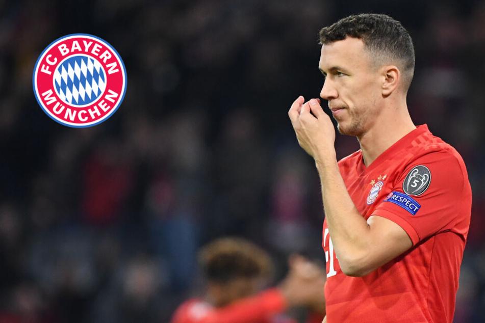 Verletzungs-Schock im Abschlusstraining: Perisic fehlt FC Bayern wochenlang