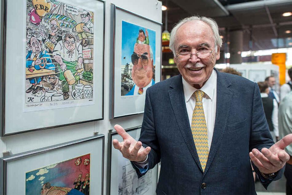 """""""SZ"""" trennt sich von Zeichner Hanitzsch nach Streit um Karikatur"""