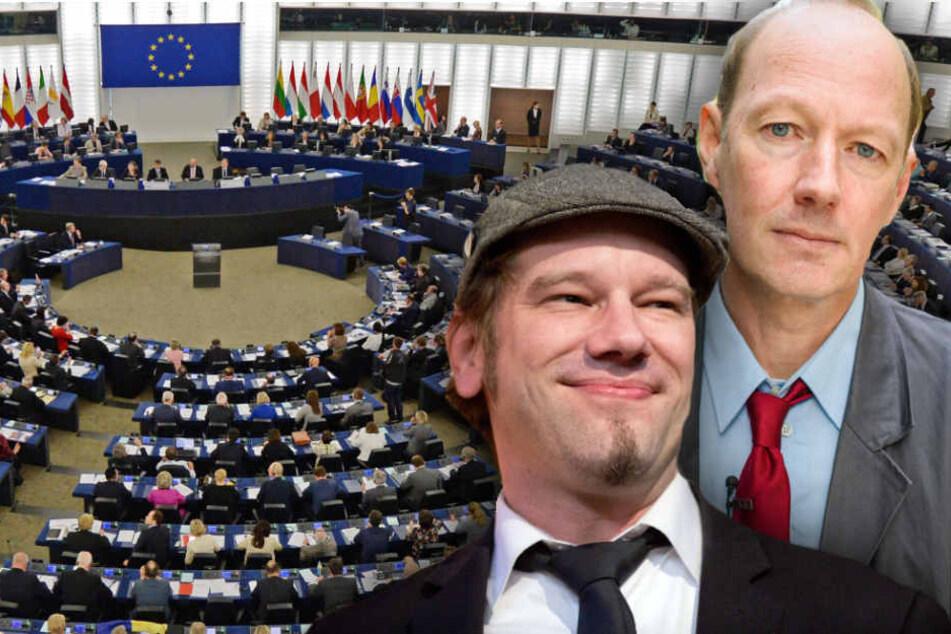EU schmeißt deutsche Parteien aus dem Parlament