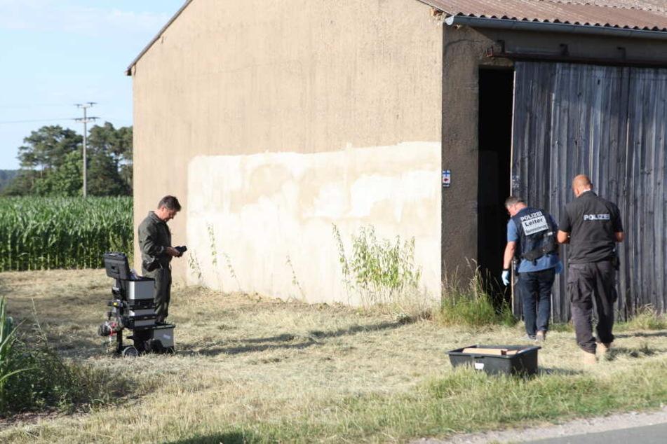 49-Jähriger liegt tot im Getreidefeld: Führt eine heiße Spur zum Täter?