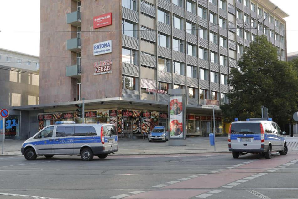 Messer-Attacke in Chemnitz: Polizei sucht noch zwei wichtige Zeugen