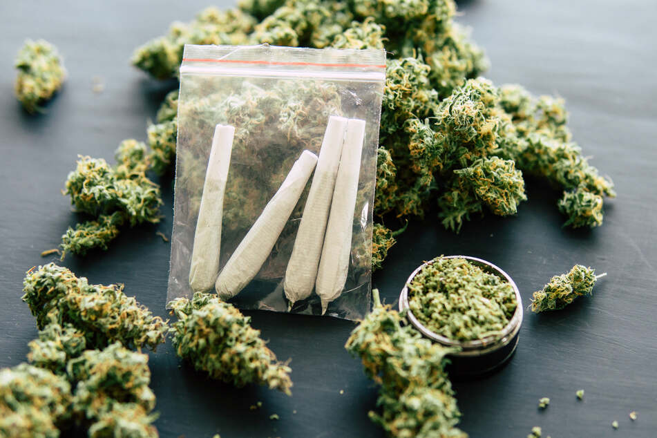 Ein Kilo Gras in der Wohnung: Mutmaßlicher Drogendealer festgenommen