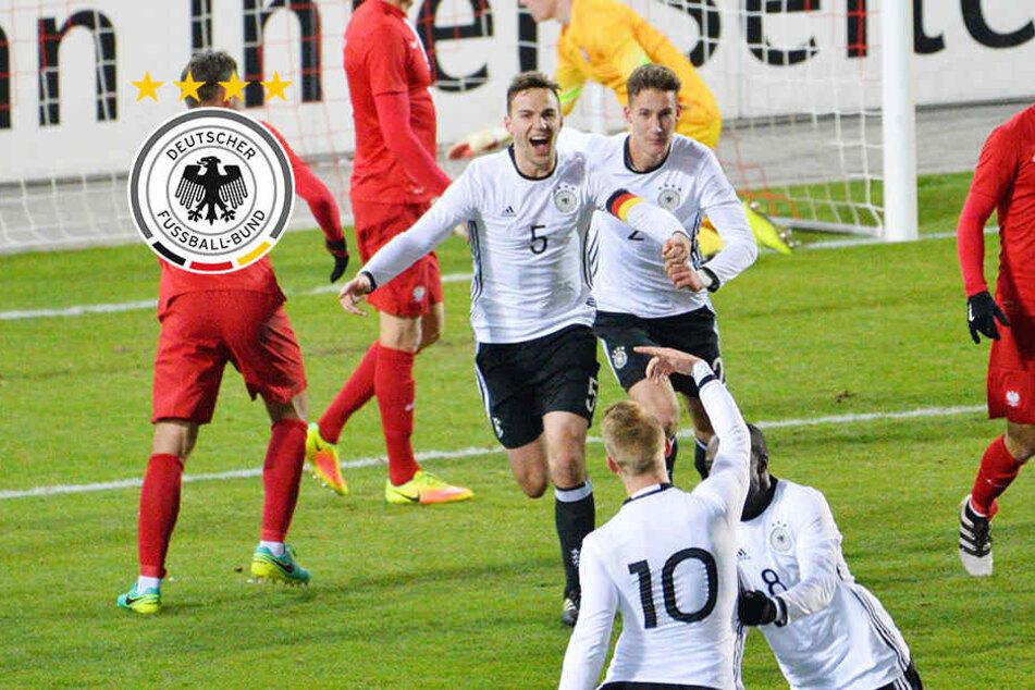 DFB holt England und Italien nach Sachsen!