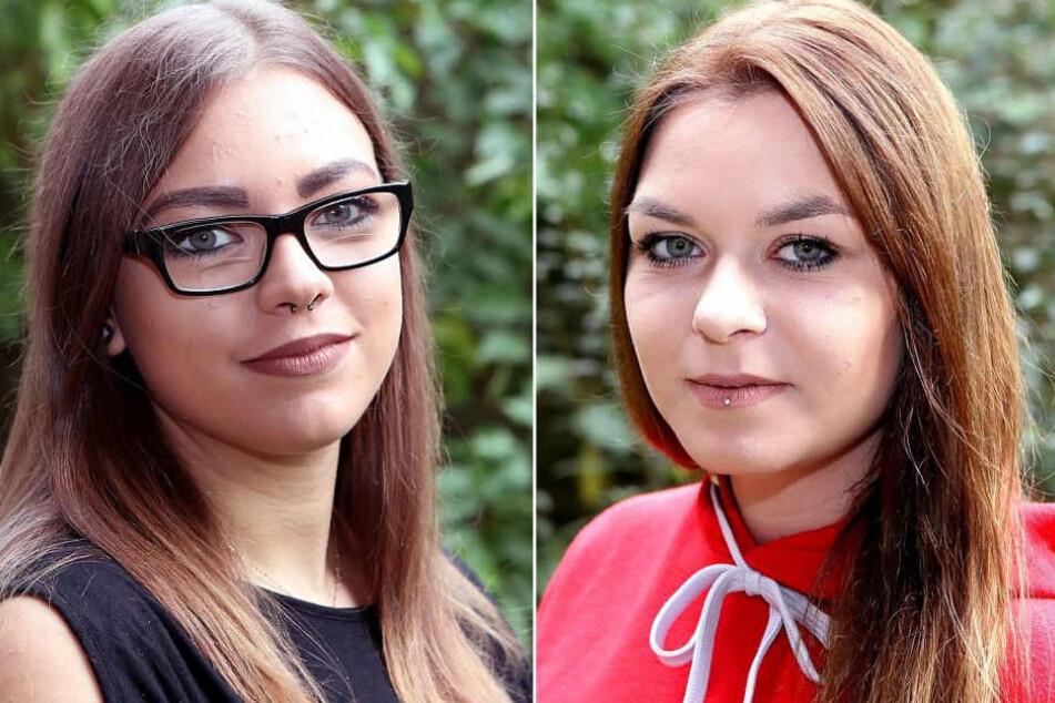 Linda Cariglia (20) und Karolina Smaga (21) verhinderten mutig eine Vergewaltigung.