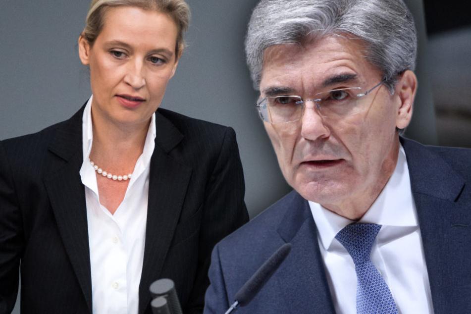 """Siemens-Chef Kaeser warnt: In NS-Zeit """"zu viele geschwiegen, bis es zu spät war"""""""