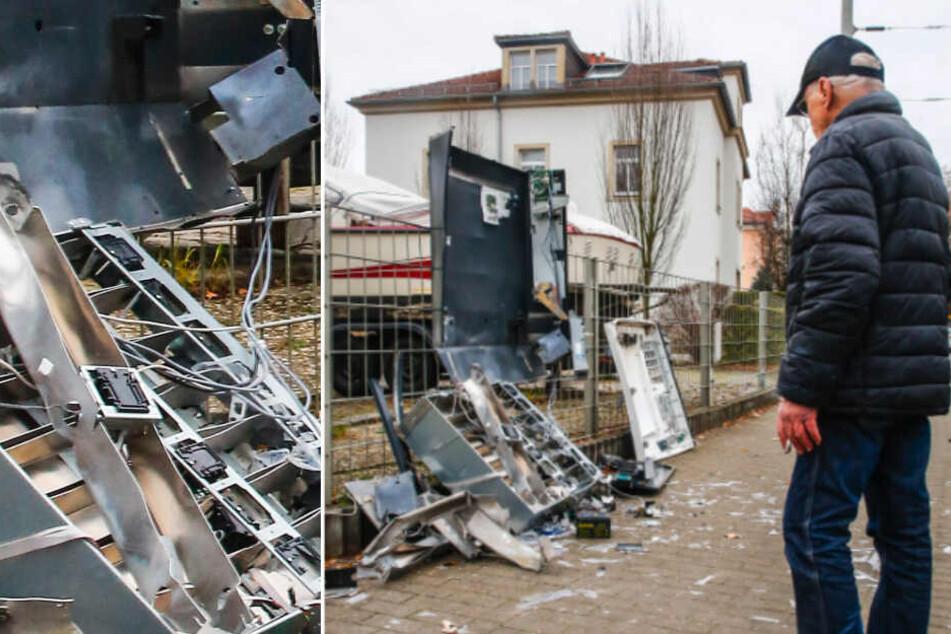 Dresden: Automaten-Sprenger gefasst: Der jüngste ist gerade mal 14!