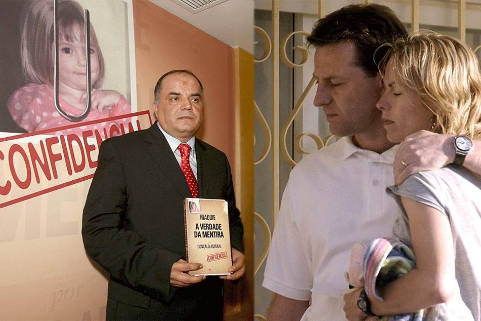 Goncalo Amaral (58) bereitet den McCanns große Sorgen.