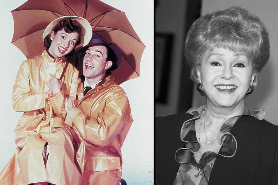 Hollywood-Ikone Reynolds stirbt einen Tag nach Tochter Carrie Fisher