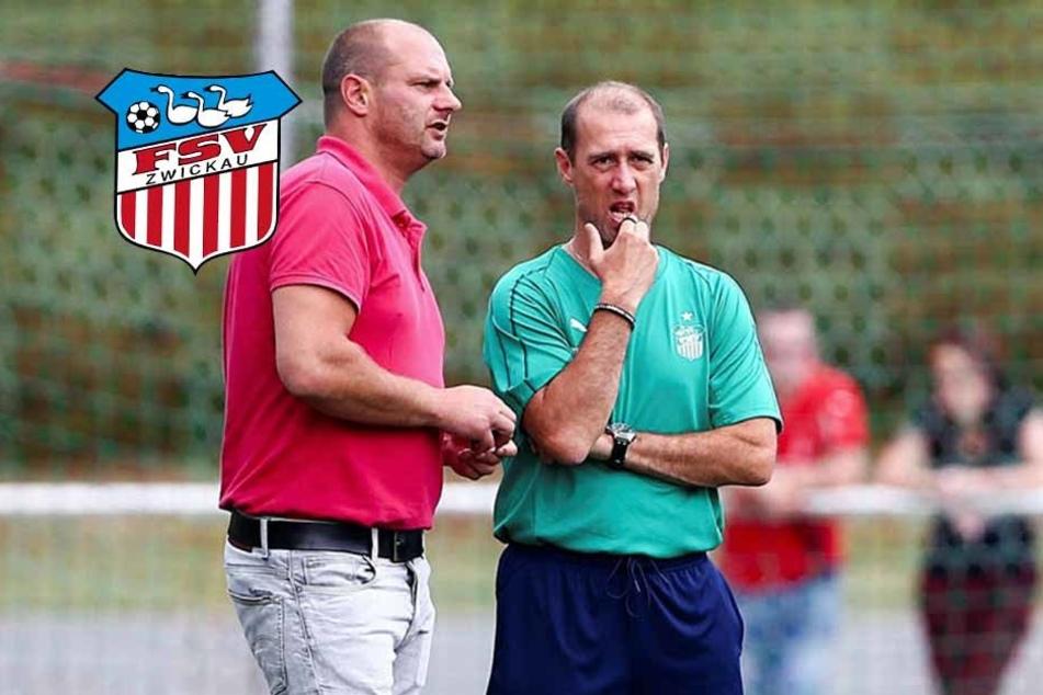 Montags? FSV-Sportdirektor Wagner nimmt's locker