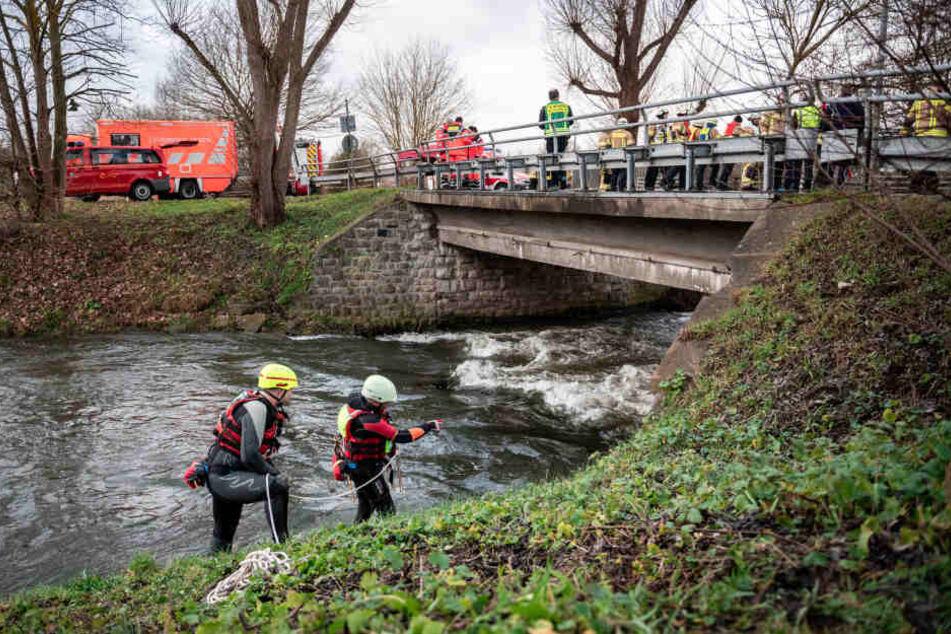 Rettungskräfte hatten tagelang nach der Vermissten gesucht.