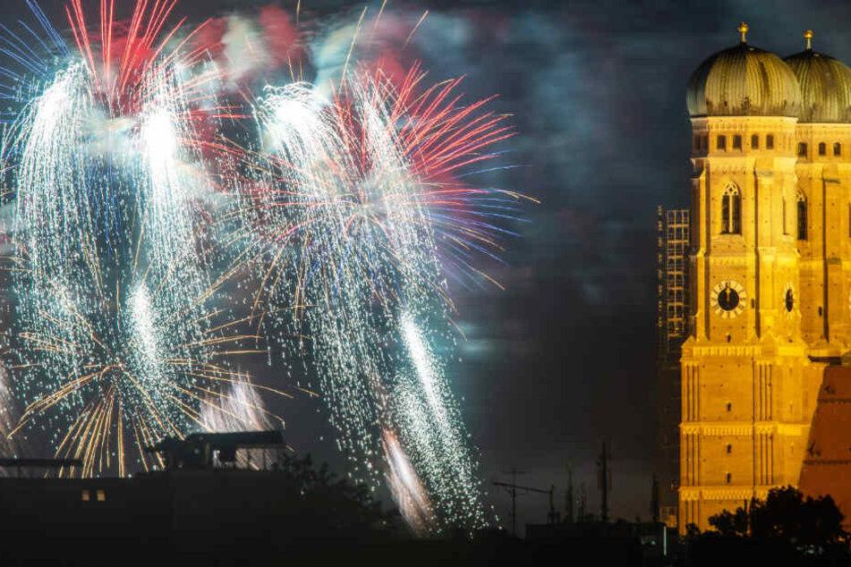 Etwa jeder Zweite findet ein generelles Verbot von Feuerwerk gut. (Archivbild)