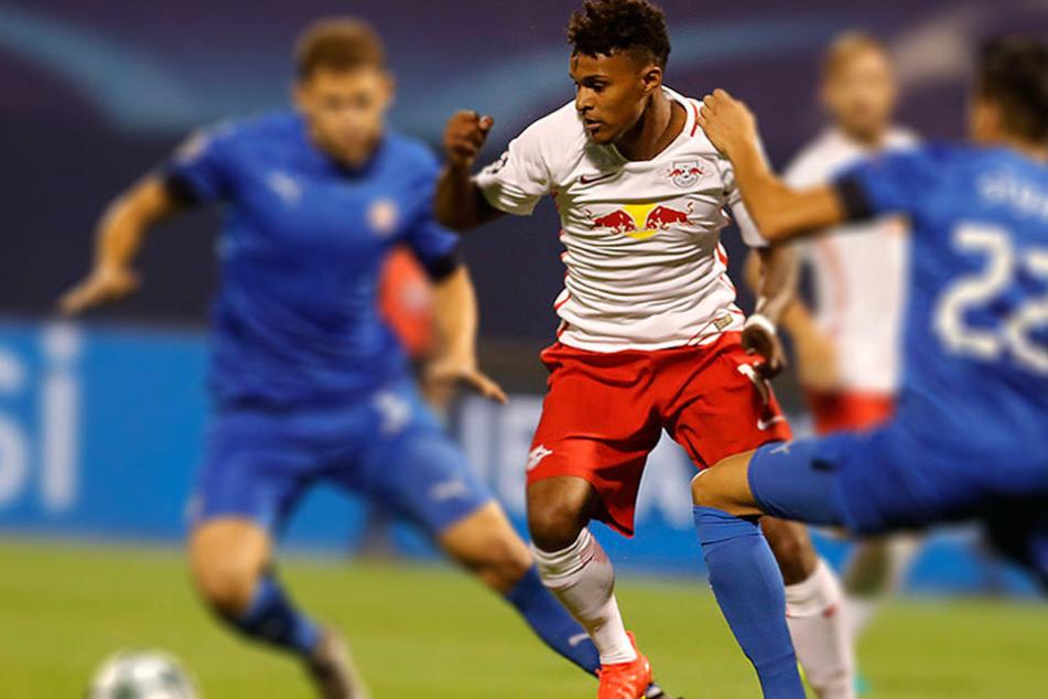Lazaro steht noch bis 2019 beim österreichischen Meister unter Vertrag. Nach Davie Selke und Mathew Leckie ist er der dritte Hertha-Neuzugang in der Offensive.