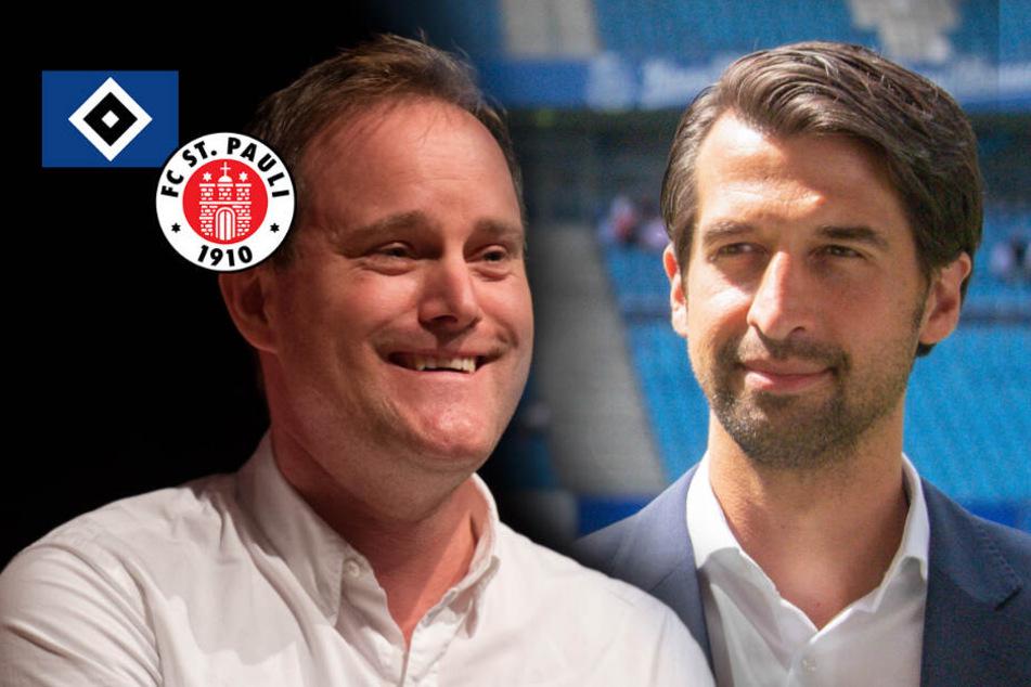 DFB-Pokal: HSV und FC St. Pauli haben jeweils Heimrecht!