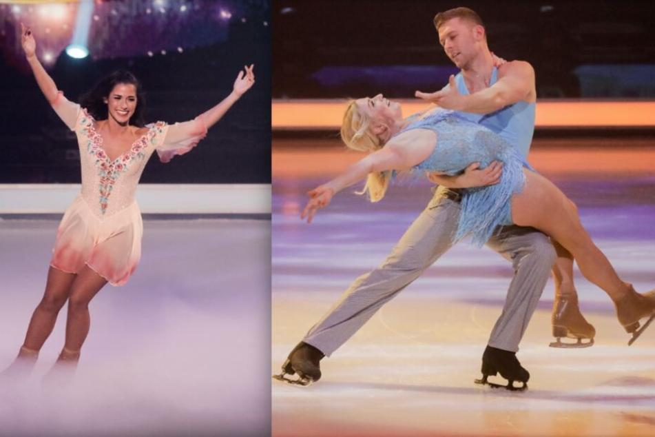 """Dancing on Ice"": Wer tanzt sich heute ins Finale?"