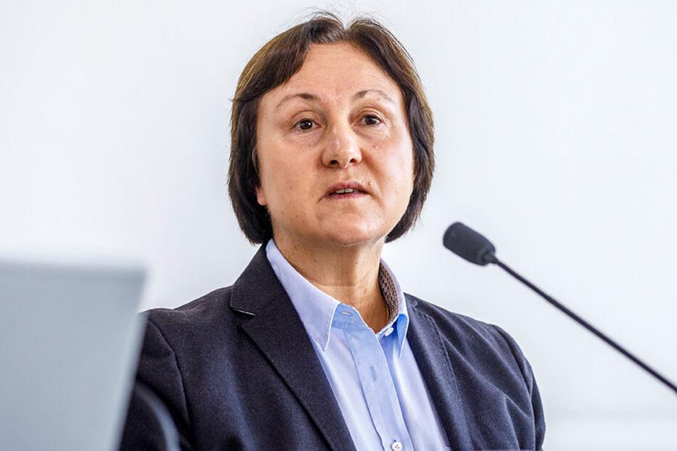 Landeswahlleiterin Carolin Schreck (56) sieht sich mit Hass-Attacken konfrontiert.