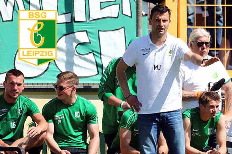 Chemie Leipzig hält im Test gegen Magdeburg gut mit, verliert aber trotzdem