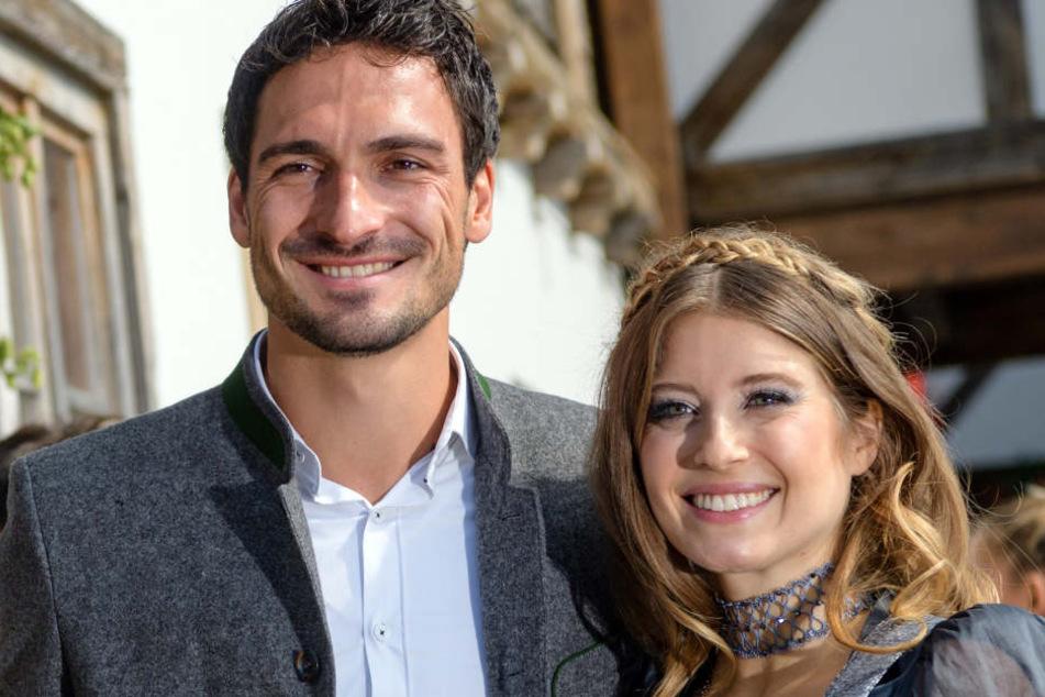 Cathy und ihr Mann Mats sind am 11. Januar Eltern geworden.