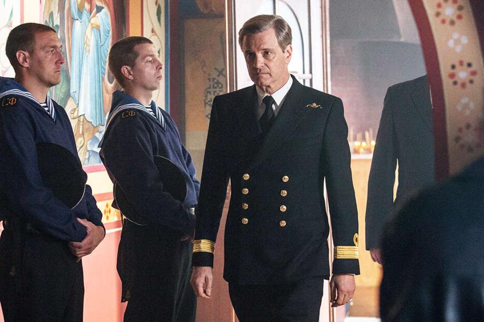 """Auch """"Oscar""""-Preisträger Colin Firth (r.) kann den Film nicht retten."""