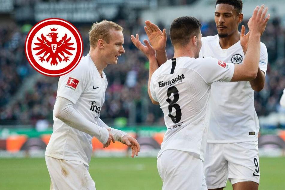 Es geht auch in der Bundesliga! Eintracht schlägt Kellerkind Hannover