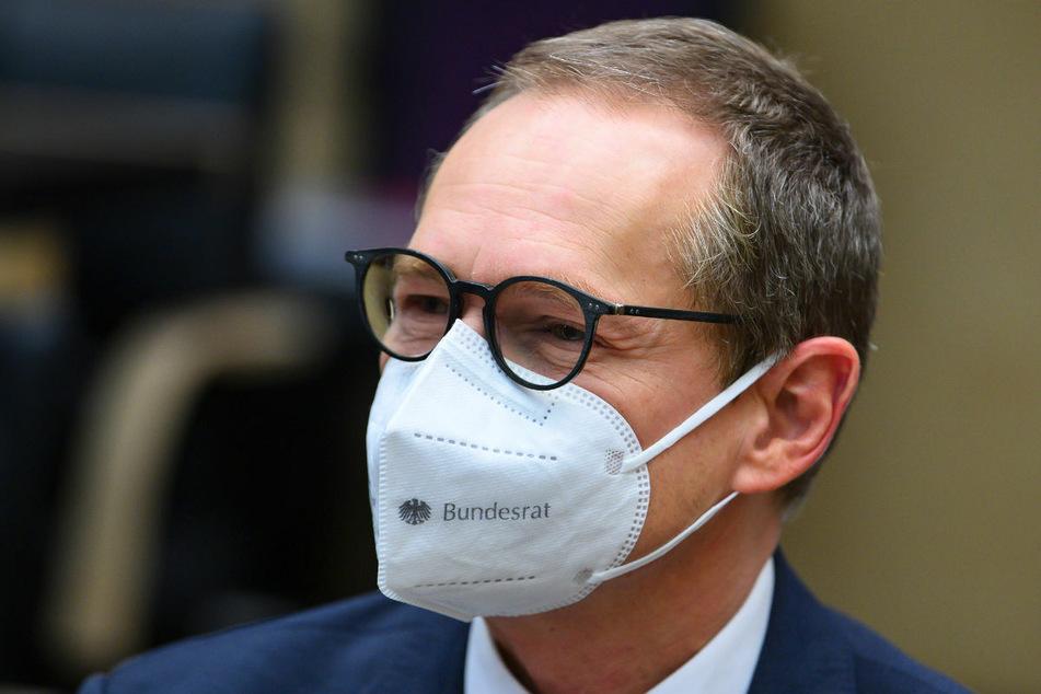 Für Berlins Regierenden Bürgermeister Michael Müller (56, SPD) kann eine No-Covid-Strategie nicht der einzige Maßstab bei der Bekämpfung der Corona-Pandemie sein.
