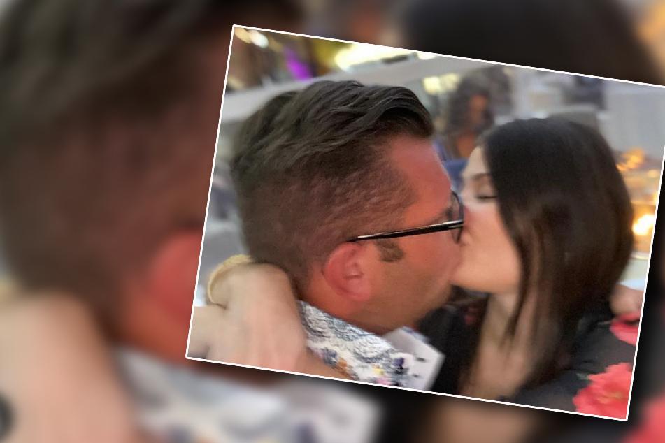 """Nach Bachelor-Rauswurf: Stefanie knutscht mit """"Traumfrau gesucht""""-Dennis"""