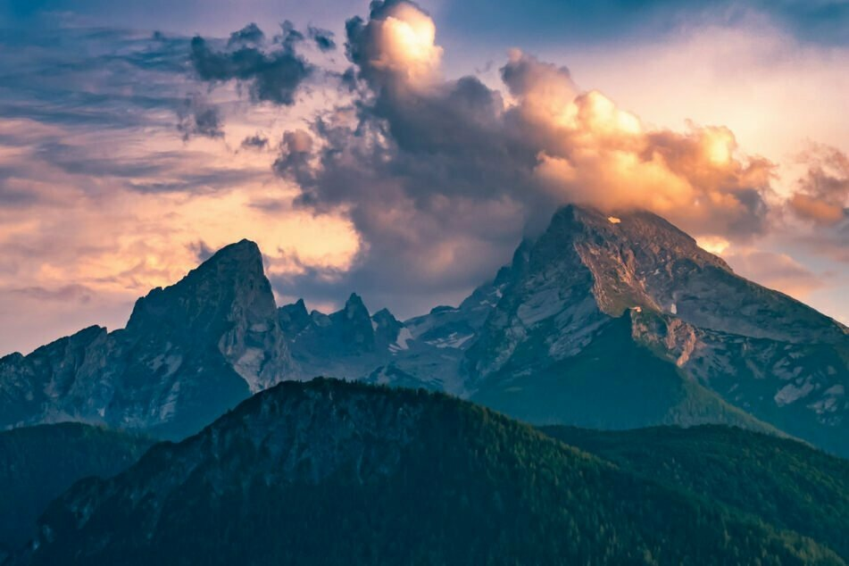 Schneefall war angekündigt: Bergwacht rettet zwei Watzmann-Urlauber vor dem Erfrieren