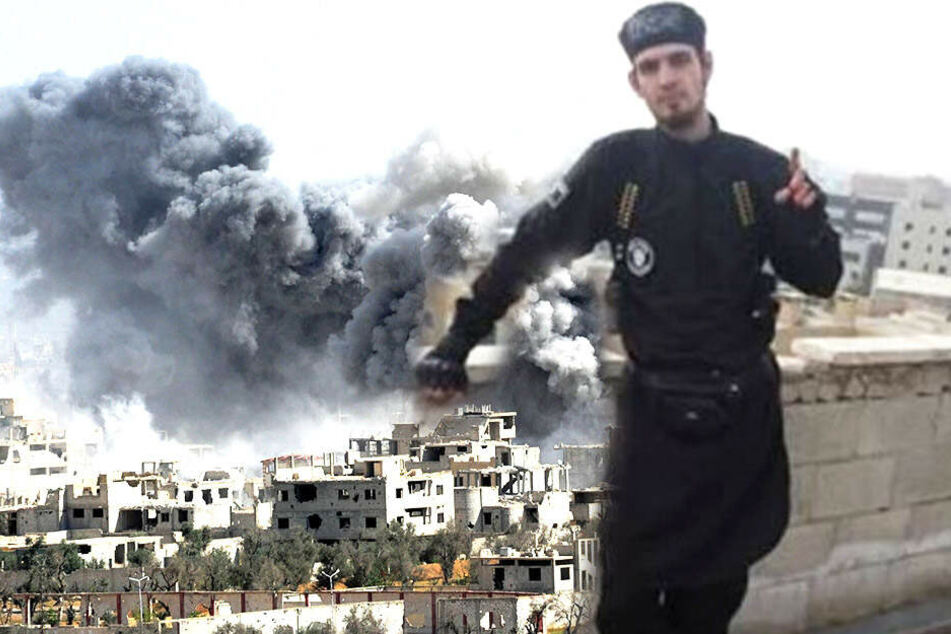 Sachse als IS-Krieger in Syrien verhaftet