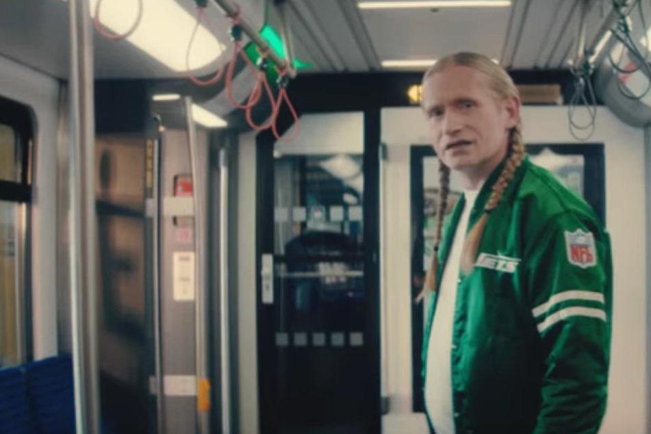 Neue S-Bahn mit witzigem Video vorgestellt: Ein Detail sticht sofort ins Auge