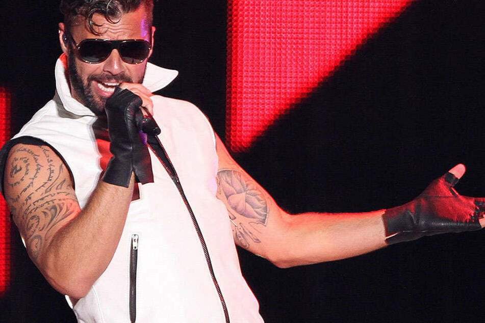 Popstar Ricky Martin feiert ebenfalls am 24. Dezember Geburtstag.