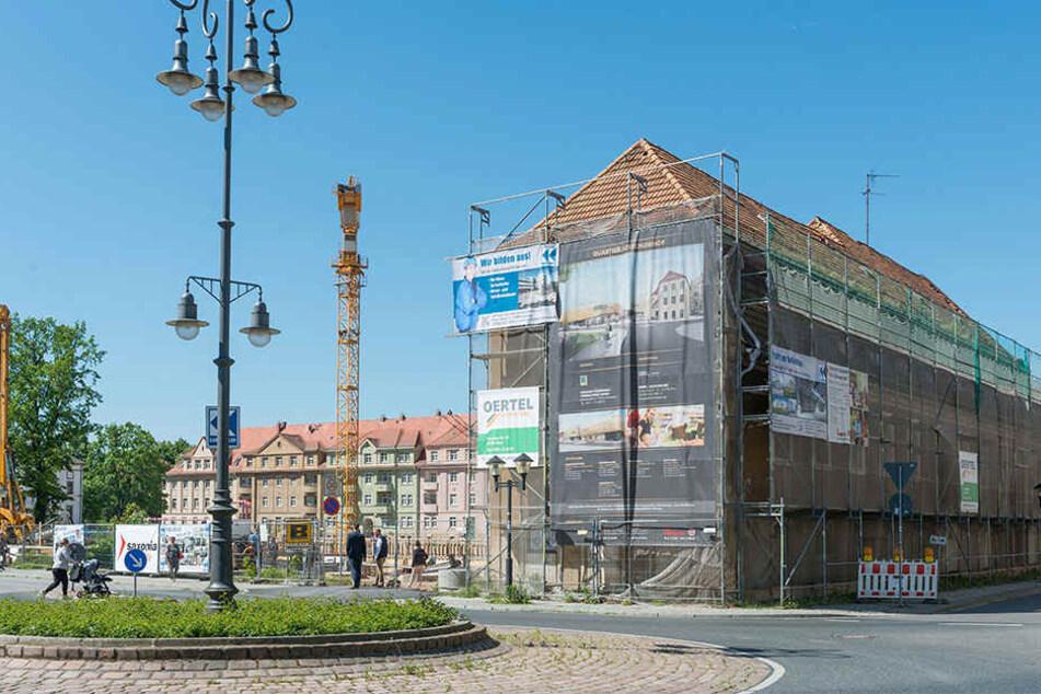 """In den denkmalgeschützten """"Scheunenhof"""" soll ein Café einziehen."""