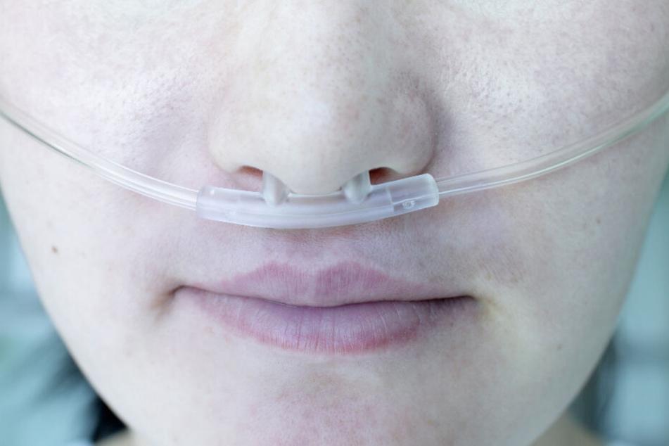 Eine sogenannte Sauerstoffbrille hat die Kettenreaktion ausgelöst. (Symbolbild)