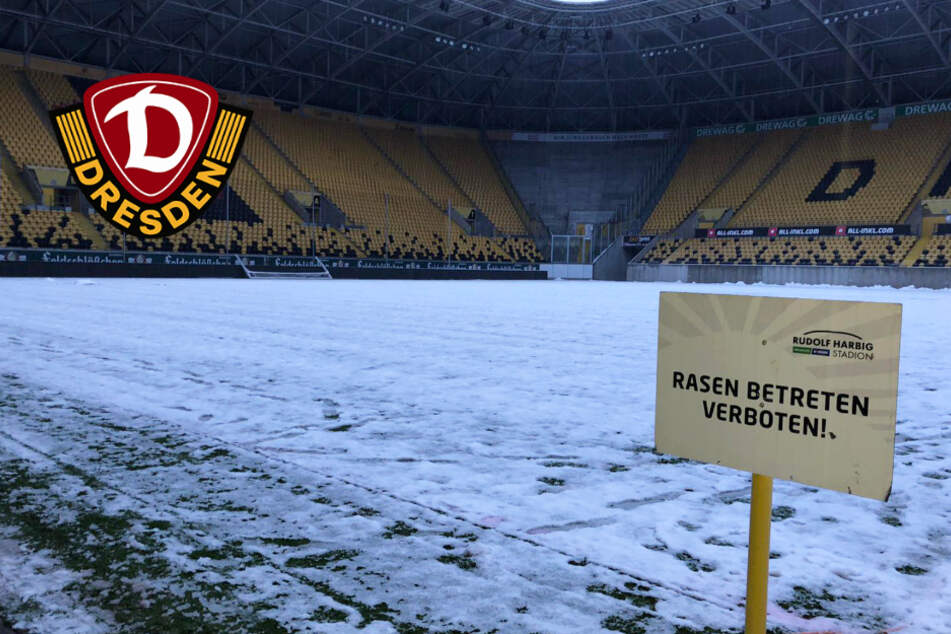 Dynamo Dresden gegen FC Bayern II abgesagt! Duell fällt dem Wetter zum Opfer