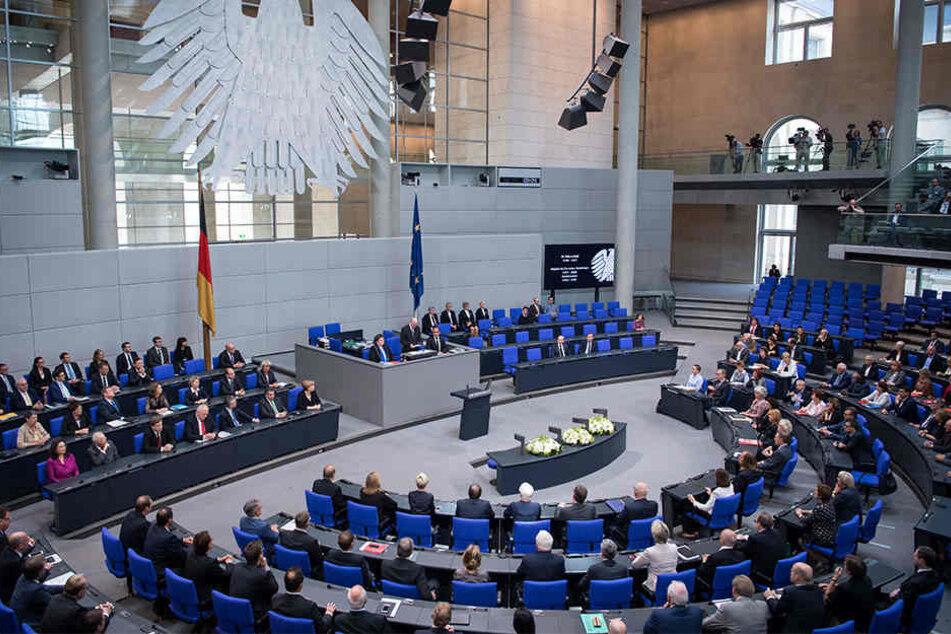 Am Donnerstag verabschiedete der Bundestag die Gesetzesänderung.