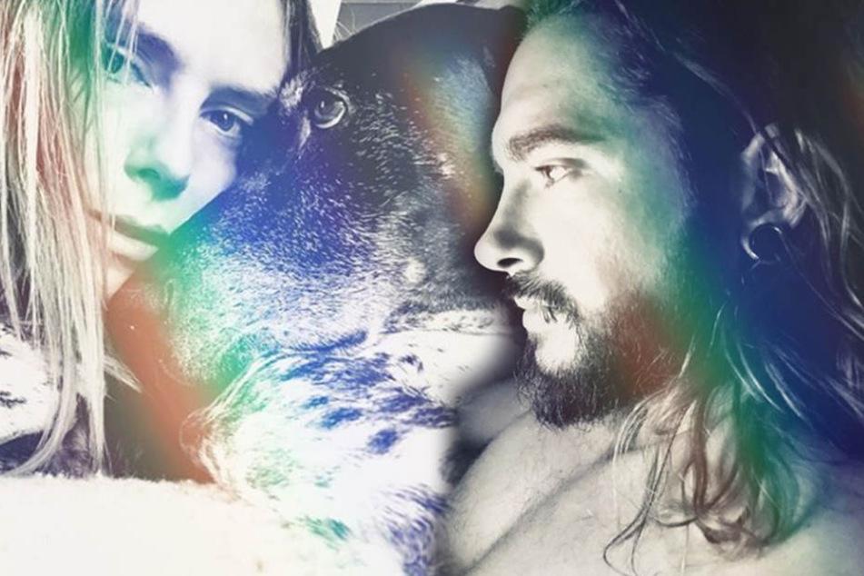 Nach dem Urlaub müssen Heidi Klum und Tom Kaulitz auch mal wieder arbeiten.