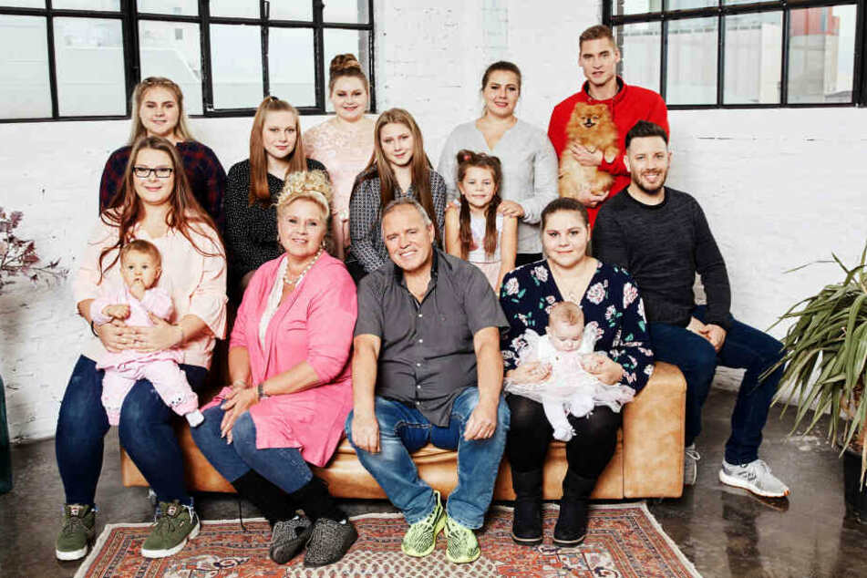 Sie sind wieder da: Das Geheimnis der Wollny-Familie!