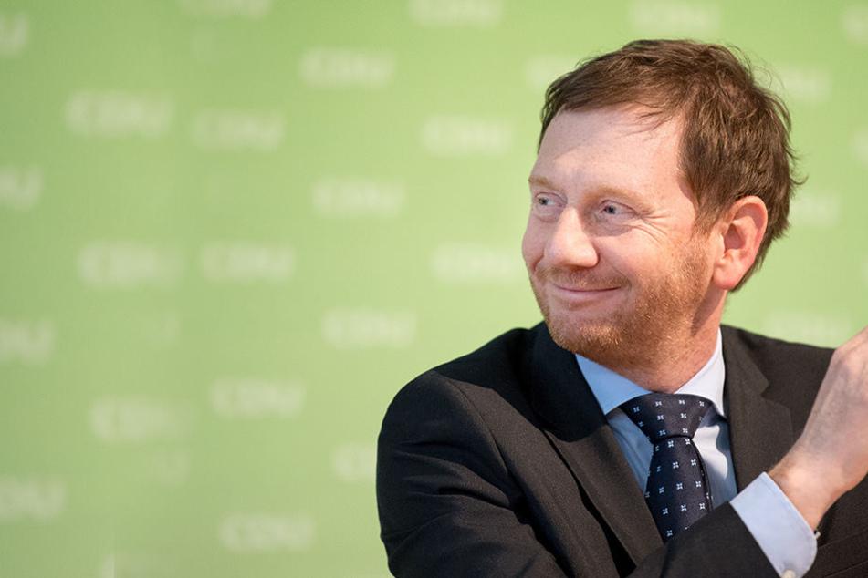Die CDU sagt Ja: Kretschmer darf um Landtagsmandat kämpfen