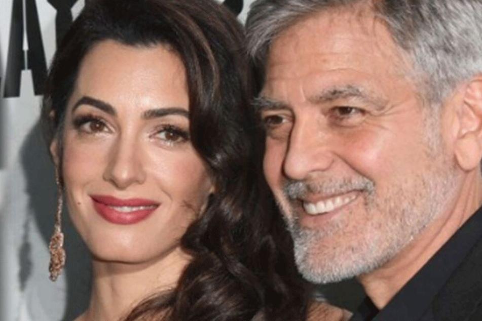 Die Arbeit seiner Gattin Amal bereitet Hollywoodstar George Clooney große Sorgen.