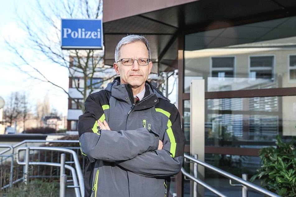 Radebeuls CDU-Chef Werner Glowka (51).