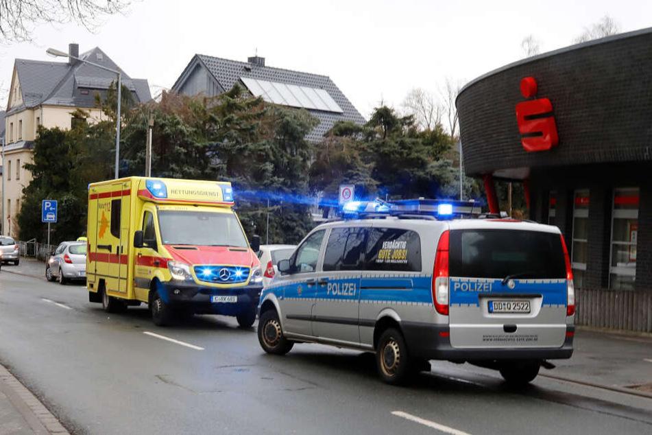 Der Fußgänger kam schwer verletzt ins Krankenhaus.