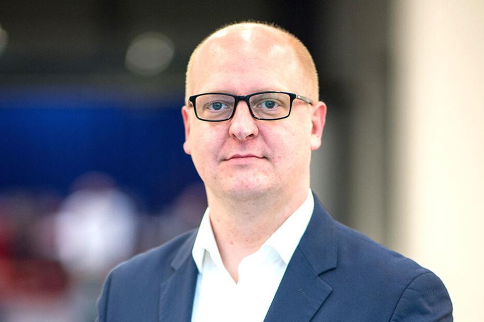 Henning Homann (39, SPD).