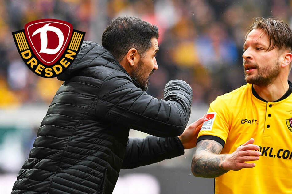 Dynamo Dresden: Patrick Ebert fehlt im Derby gegen Aue