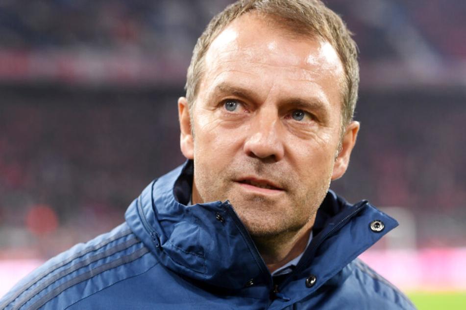 Bayern-Trainer Hansi Flick hat sich für einen Flügel-Neuzugang eingesetzt.