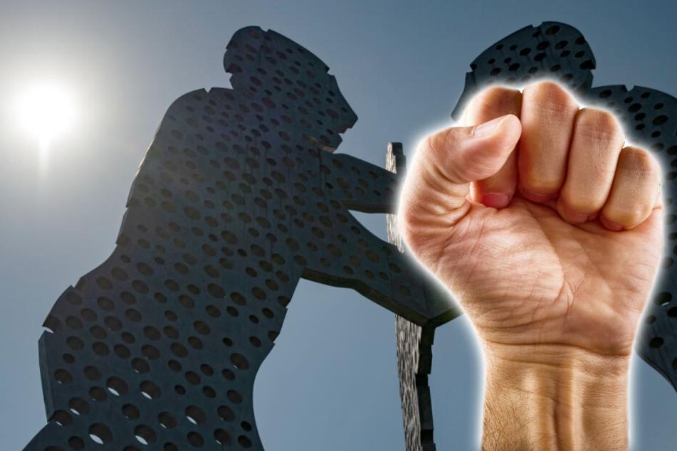 Der Klimafaktor soll das körperliche Gewalt-Potenzial beeinflussen. (Bildmontage/Symbolbild)