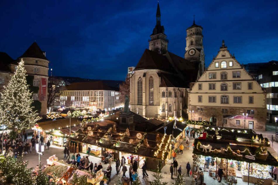 Insgesamt besuchten 3,5 Millionen Menschen den diesjährigen Markt. (Archivbild)