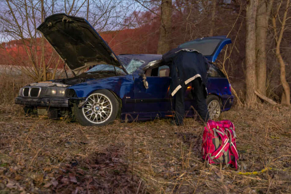Anscheinend war der Mann dabei gewesen, seine Tochter in die Schule zu fahren, als der Unfall passierte.
