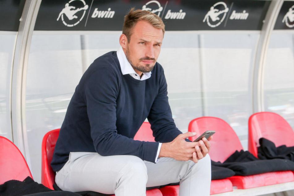FSV-Sportchef Toni Wachsmuth sieht in der Ausgliederung der Profi-Abteilung die Chance, finanziell auch künftig einigermaßen mit der Drittliga-Konkurrenz mithalten zu können.