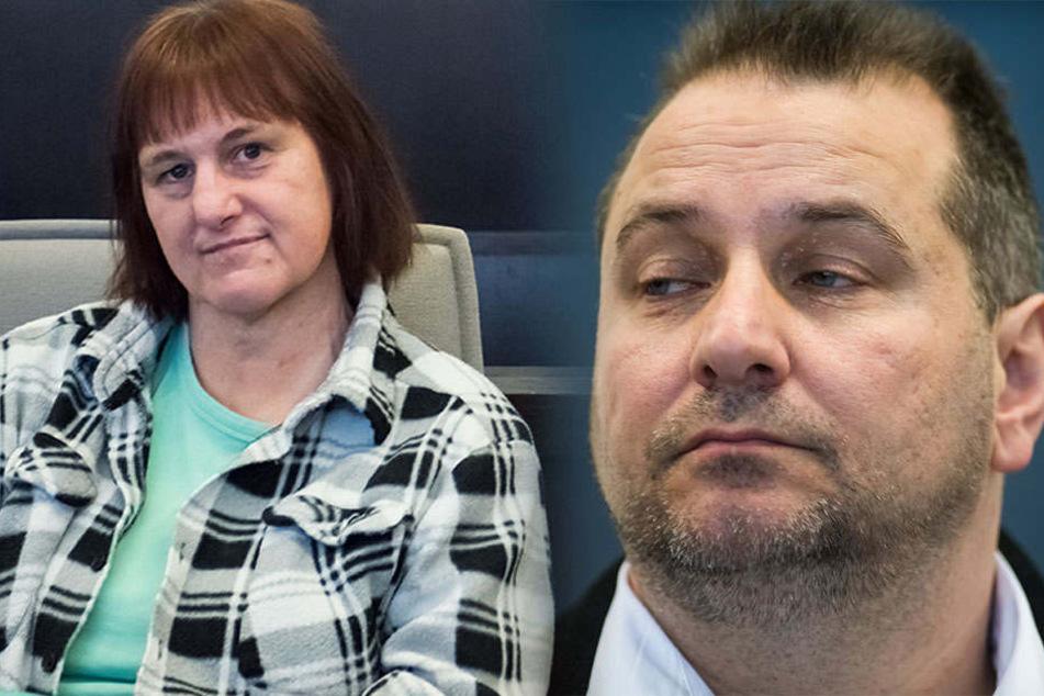 Angelika W. und Wilfried W. müssen sich seit Monaten wegen zwei Morden vor dem Landgericht verantworten.