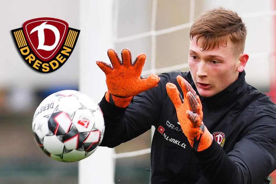 Deadline von Dynamo abgelaufen! Wechselt Markus Schubert in die Bundesliga?